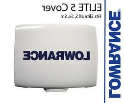 Lowrance 000-10050-001 CVR-16 Sun Cover Mark and Elite 5 Ser
