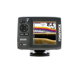 Lowrance 000-11657-001 Elite-5X CHIRP with 83/200+455/800 Tr
