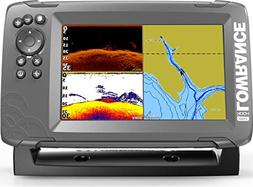 Lowrance HOOK2 7 - 7-inch Fish Finder with SplitShot Transdu