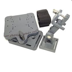 4.5 Non-Powered Float Tube Fish Finder Mount Kit