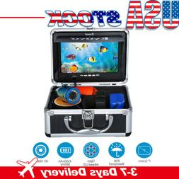 "Eyoyo 7"" inch LCD Monitor 15M Fish Finder Underwater HD 1000"