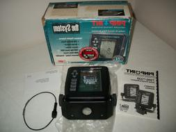 PINPOINT - 7220 - Network Fishing System - Sonar Imaging Dis