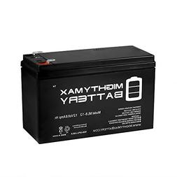 Mighty Max Battery 12V 8Ah SLA Battery Replaces Lowrance Eli