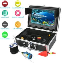 9'' HD Professional Fish Finder Underwater Ice Fishing Camer