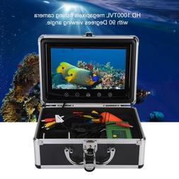 9inch Color Screen 30 LED Rotating Camera Underwater Fishing