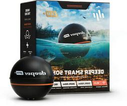 Deeper PRO+ GPS Wi-Fi Wireless Smart Sonar Depth Fish-Finder