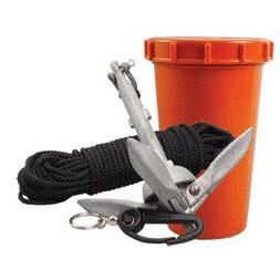 Scotty Anchor Kit - 1.5lbs Anchor and 50' Nylon Line