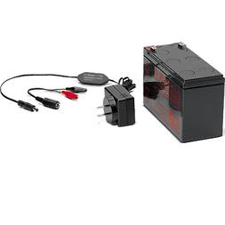 Humminbird Battery & Charger for Portable Units