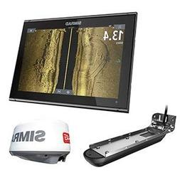 Simrad 12-inch Chartplotter and Radar Display. Comes with