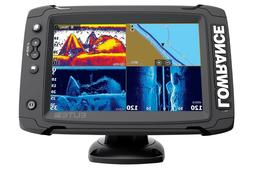 Lowrance Elite-7 Ti Mid/High/TotalScan Sonar/GPS Combo Touch
