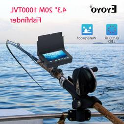 "EYOYO 7"" TFT Color Monitor Underwater 50M Fish Finder Fishin"