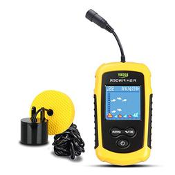 Lucky Portable Fish Finder Fishing Sonar for Boat/Kayak Fish