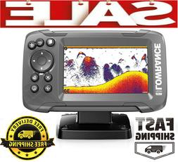 Lowrance Fish Finder 14014-001 HOOK2 4x