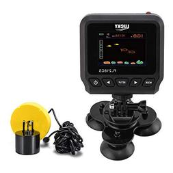 Lucky Fish Finder,Depth Fishfinder with Wired Transducer 328