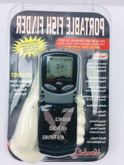 Hawkeye Fish Finder Electronic Digital Handheld Portable 2 -