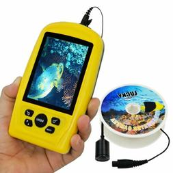 Lucky Fish Finder Monitor with Waterproof 20m Underwater Fis