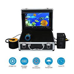 Eyoyo 9 inch Fish Finder Underwater Fishing Camera 50M 1000T