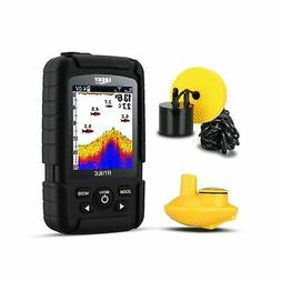 fish finder wired and wireless portable fishing