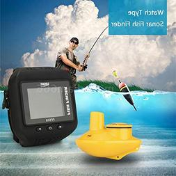 FidgetFidget Fish Finder Wireless Fishfinder Lucky 200FT 60M