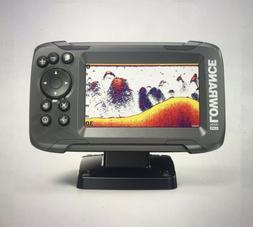 fish finder with gps track plotter