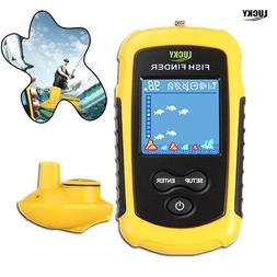 <font><b>Lucky</b></font> Wireless FishFinder Sonar Winter F