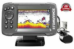 Freshwater Fish Finder Saltwater Electric Boat Fishing Depth