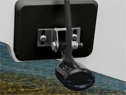 Stern Saver glue-on transducer mounting system for Raymarine