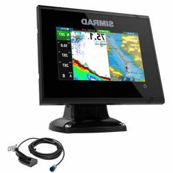 Simrad GO5 XSE Fishfinder/Chartplotter With DownScan 455/800