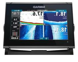 SIMRAD GO9 SXE with 3-in-1 ACTIVE IMAGING and CMAP PRO MAPS