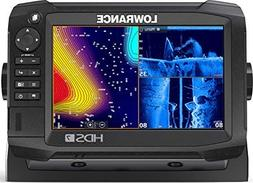 HDS-7 Carbon - 7-inch Fish Finder with TotalScan Transducer