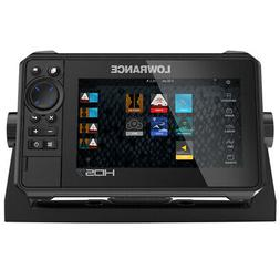 Lowrance HDS-7 LIVE w/Active Imaging 3-in-1 Transom Mount &a