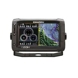 Lowrance HDS-9 Gen2 Touchscreen Charplotter with 83/200 KHz