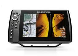 Humminbird HELIX 9 MEGA SI CHIRP Fish Finder GPS G3N with Tr