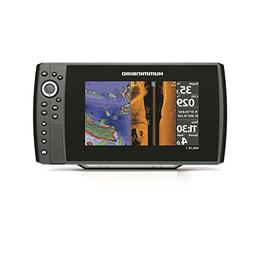 409950-1 Helix 9 SI 480x800 Sonar with Dual Beam GPS, 9