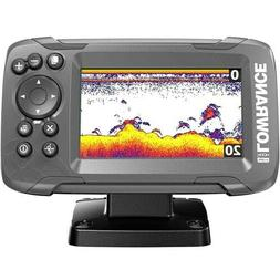 "Lowrance HOOK2-4 4"" Bullet Fishfinder Sonar with Transducer"