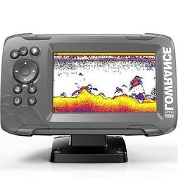 Lowrance HOOK2 5X - 5-inch Fish Finder with SplitShot Transd