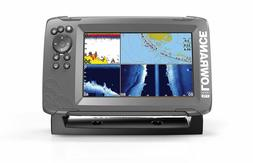 HOOK2 7X - 7-inch Fish Finder with SplitShot Transducer and