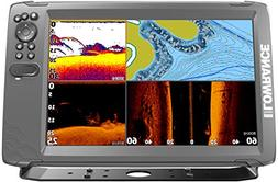 Lowrance HOOK2 12 - 12-inch Fish Finder with TripleShot Tran