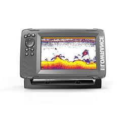 Lowrance HOOK2 7X - 7-inch Fish Finder with SplitShot Transd