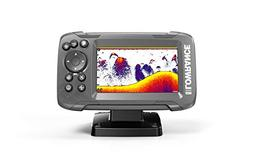 Lowrance HOOK2 4X - 4-inch Fish Finder with CHIRP Sonar and