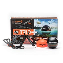 Deeper ITGAM0270 PRO Plus Fish Finder - Bundled with Gerber