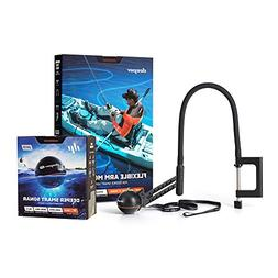 Deeper Kayak Combo Bundle 2.0 - Deeper Pro Fish Finder Flexi
