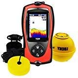 Lucky 2-in-1 Rechargeable Fish Finder Light Lure Sensor Fish
