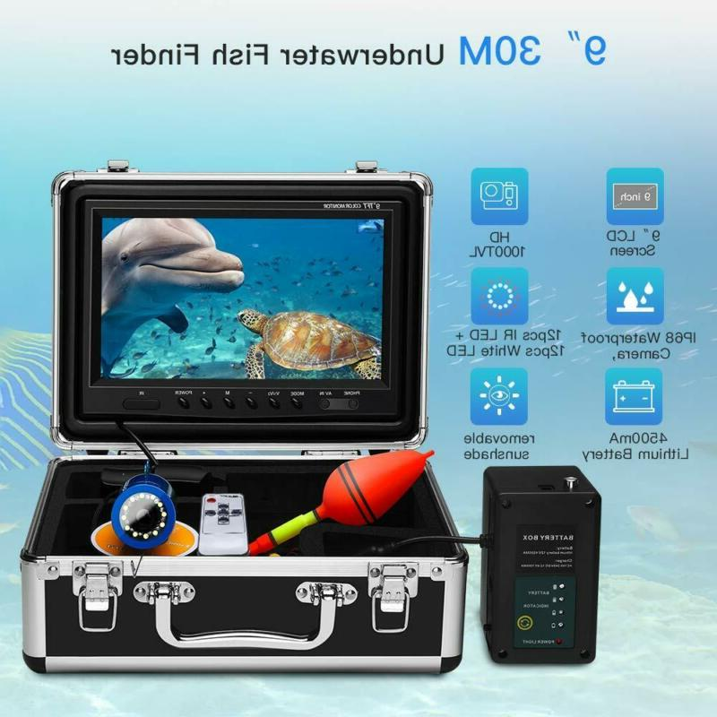 Eyoyo 9 Inch Underwater Finder Hd Lcd