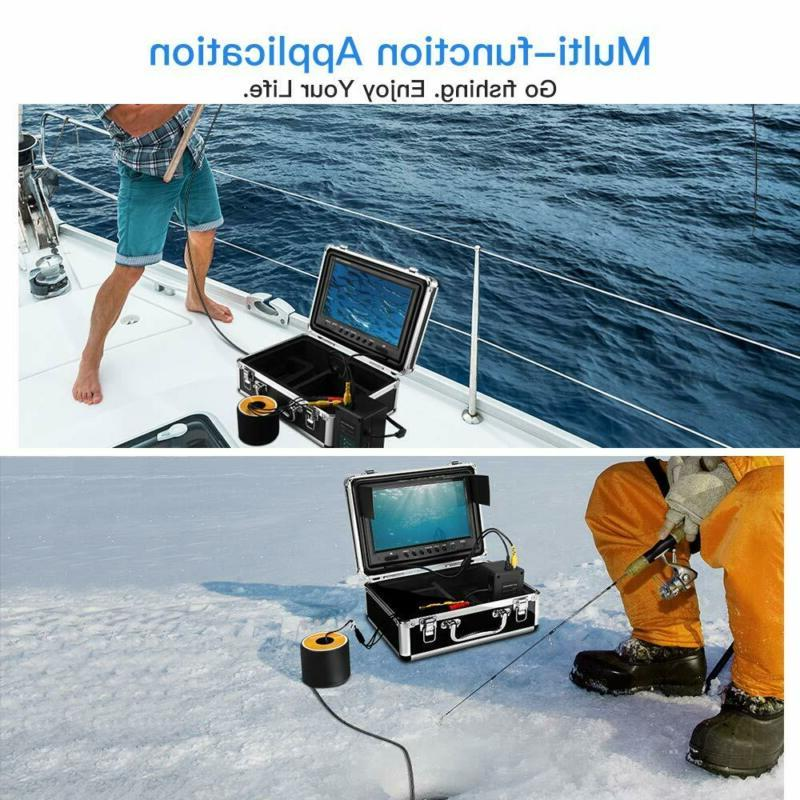 Eyoyo Fishing Video Fish Finder 1000 Lcd Monitor