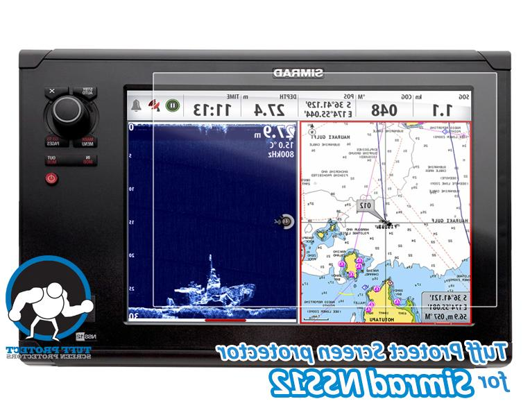 anti glare screen protectors for simrad nss