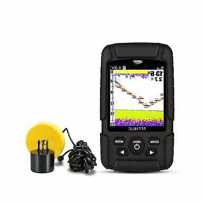 LUCKY Finder & Portable Sonar for