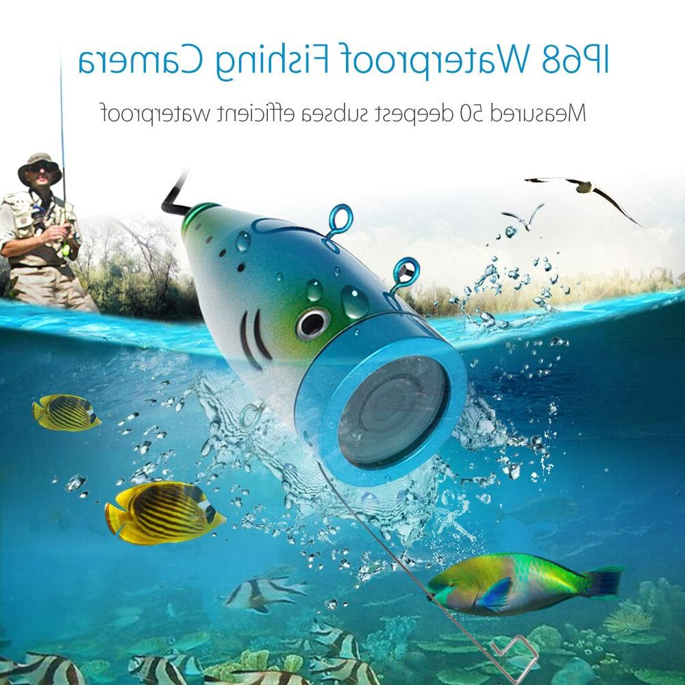 <font><b>Eyoyo</b></font> Fishing Video Underwater camera Infrared Lamp ICE <font><b>Fish</b></font> fischfinder