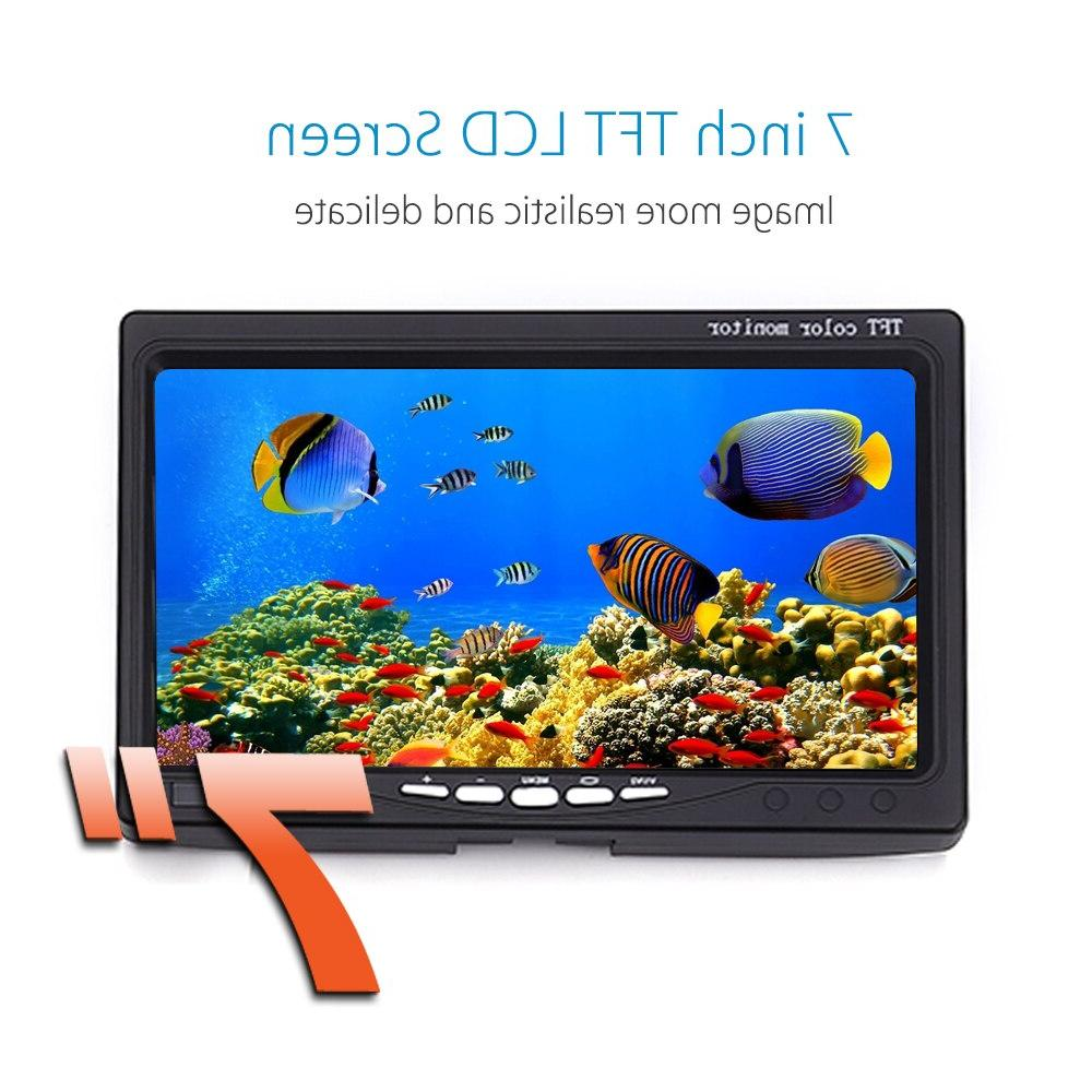 <font><b>Eyoyo</b></font> <font><b>Fish</b></font> Underwater Fishing Camera Video Infrared Lamp ICE fischfinder