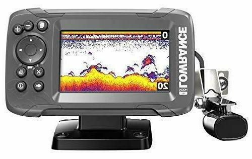 freshwater fish finder saltwater electric boat fishing